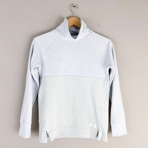 Under Armour High Neck Loose Fit Pullover Large